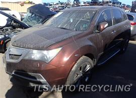2010 Acura MDX Car for Parts