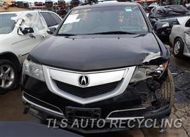 2011 Acura MDX Parts Stock# 8010BK
