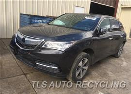 Parting Out Stock# 9095OR 2014 Acura Mdx