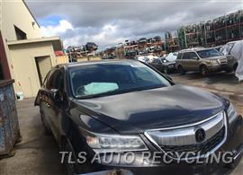 2014 Acura MDX Car for Parts