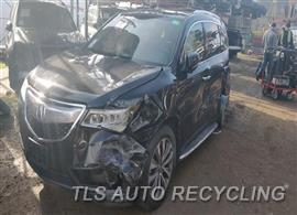 2014 Acura MDX Parts Stock# 9855RD