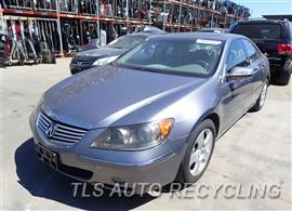 Parting Out Stock# 7212GR 2005 Acura Rl