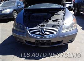 Parting Out Acura RL Stock GR TLS Auto Recycling - 2005 acura rl parts