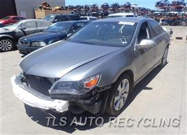 Parting Out Stock# 7253RD 2010 Acura Rl
