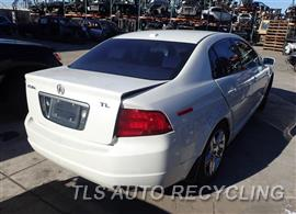 Parting Out Acura TL Stock BL TLS Auto Recycling - 2004 acura tl parts
