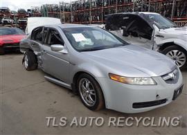 2004 Acura TL Parts Stock# 7509GY