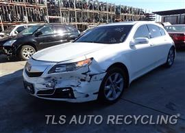 Parting Out Stock# 7523PR 2012 Acura Tl