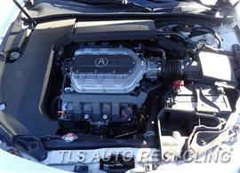 2012 Acura TL Parts Stock# 7523PR