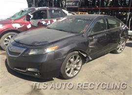 Parting Out Stock# 9634GR 2012 Acura Tl