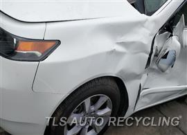 2013 Acura TL Parts Stock# 9801RD