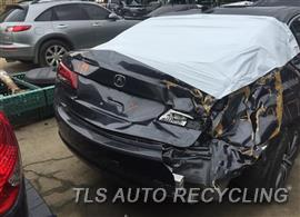2016 Acura TLX Parts Stock# 9117RD
