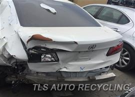 2017 Acura TLX Parts Stock# 9408BR