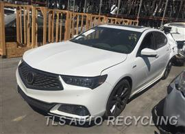 Parting Out Stock# 9527OR 2019 Acura Tlx