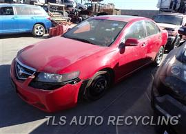 Acura TSX Side View Mirror SECC - 2005 acura tsx parts