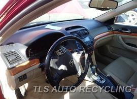 2005 Acura TSX Parts Stock# 6331BL