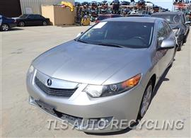 Parting Out Stock# 7101BL 2009 Acura Tsx
