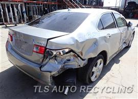 Parting Out Acura TSX Stock BL TLS Auto Recycling - Acura tsx parts
