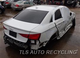 2015 Audi A3 AUDI Parts Stock# 6488OR