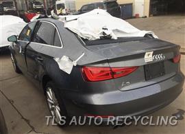 2015 Audi A3 AUDI Parts Stock# 9156BR