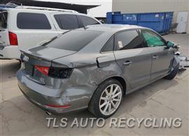 2016 Audi A3 AUDI Parts Stock# 10313O