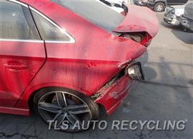 2017 Audi A3 AUDI Parts Stock# 8417BL