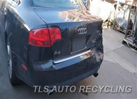 2007 Audi A4 AUDI Parts Stock# 00084R