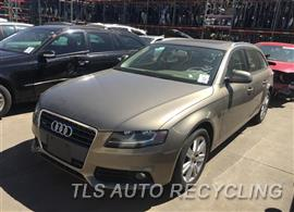 Parting Out Stock# 9362GY 2009 Audi A4 Audi