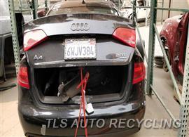 2009 Audi A4 AUDI Parts Stock# 00504R