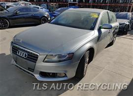Parting Out Stock# 10334O 2011 Audi A4 Audi