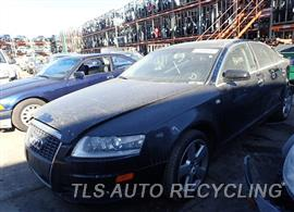 Parting Out Stock# 7545GY 2008 Audi A6 Audi