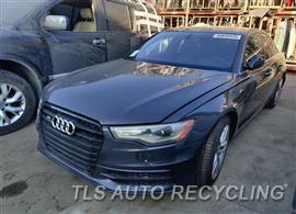 Parting Out Stock# 10146P 2014 Audi A6 Audi