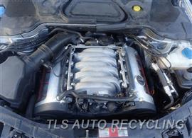 2005 Audi A8 AUDI Parts Stock# 8522PR