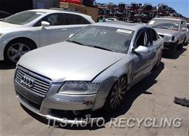 Parting Out Stock# 8357GR 2007 Audi A8 Audi