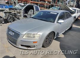 Parting Out Stock# 10156G 2007 Audi A8 Audi