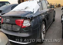 2011 Audi A8 AUDI Parts Stock# 00502O