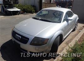 Used Audi AUDI TT Parts