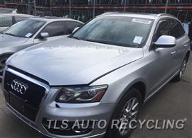 Parting Out Stock# 9415BL 2009 Audi Q5 Audi