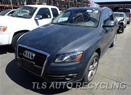 Parting Out Stock# 7325PR 2010 Audi Q5 Audi