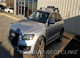 Parting Out Stock# 00113Y 2010 Audi Q5 Audi