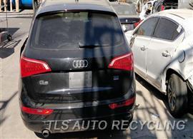 2010 Audi Q5 AUDI Parts Stock# 00409B
