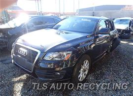 Parting Out Stock# 7012GY 2012 Audi Q5 Audi
