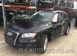 Parting Out Stock# 9020GY 2012 Audi Q5 Audi