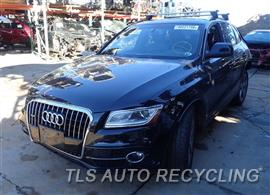 Parting Out Stock# 7010RD 2013 Audi Q5 Audi