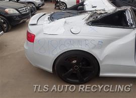 2014 Audi RS5 AUDI Parts Stock# 8186GR