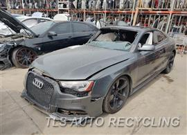 Parting Out Stock# 10326W 2014 Audi Rs5 Audi