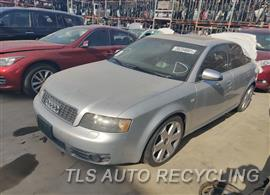 Parting Out Stock# 10257O 2005 Audi S4 Audi