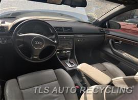 2005 Audi S4 AUDI Parts Stock# 10257O