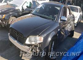 Parting Out Stock# 9784BL 2006 Audi S4 Audi