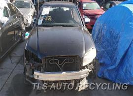 2006 Audi S4 AUDI Parts Stock# 9784BL