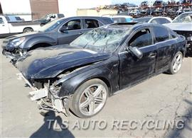 Parting Out Stock# 7347GY 2011 Audi S4 Audi